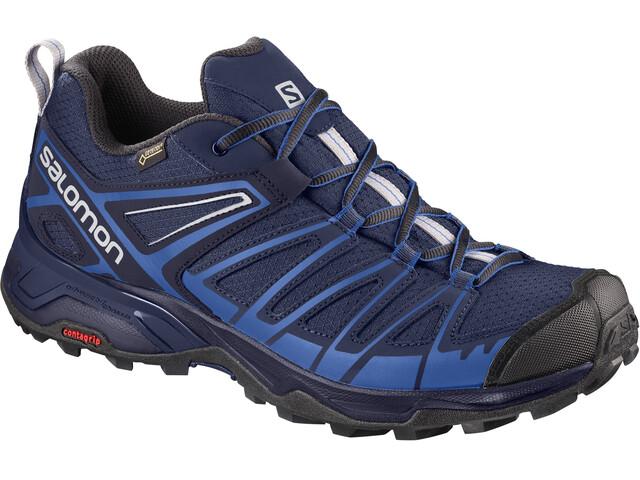 Salomon X Ultra 3 Prime GTX Schoenen Heren blauw